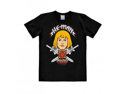 Masters of the Universe Easy Fit T-Shirt Face Size S