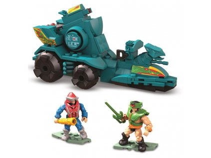 Masters of the Universe Mega Construx Probuilders Construction Set Battle Ram