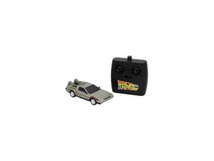 Back to the Future RC Vehicle 1/32 Time Machine 13 cm