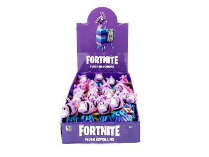 Fortnite Plush Hangers 7 cm Display Llama (18)