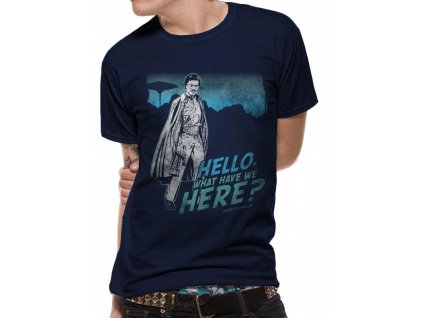 Star Wars T-Shirt What Have We Here Lando Size L