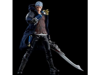 Devil May Cry 5 Action Figure 1/12 Nero 16 cm --- DAMAGED PACKAGING
