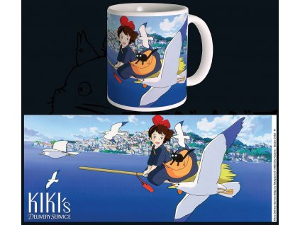 Studio Ghibli Mug Kiki --- DAMAGED PACKAGING