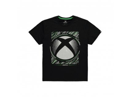 Microsoft Xbox T-Shirt Jump In Size M