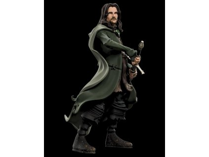 Lord of the Rings Mini Epics Vinyl Figure Aragon 12 cm