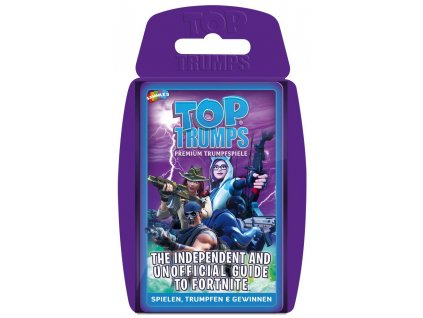 Independent & Unofficial Guide to Fortnite Card Game Top Trumps *German Version*