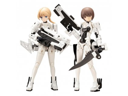 Megami Device Plastic Model Kit 1/1 Wism Soldier Assault Scout 14 cm