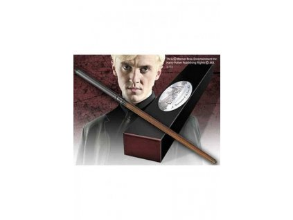 Harry Potter hůlka Draco Malfoy