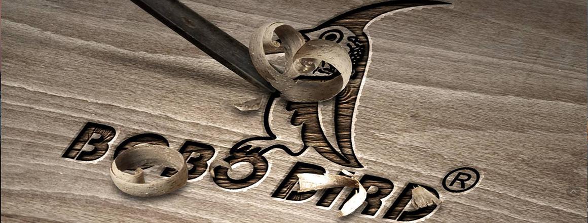 Drevené hodinky Bobo Bird