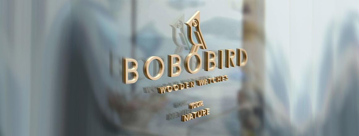 Bobo bird 100% natural