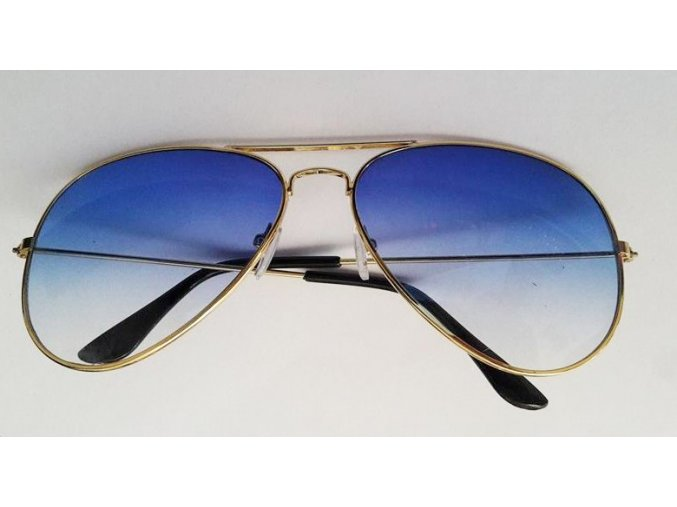 Slnečné okuliare modré