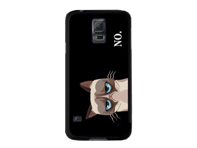 Samsung Galaxy S5 mini ochranný kryt Grumpy 2