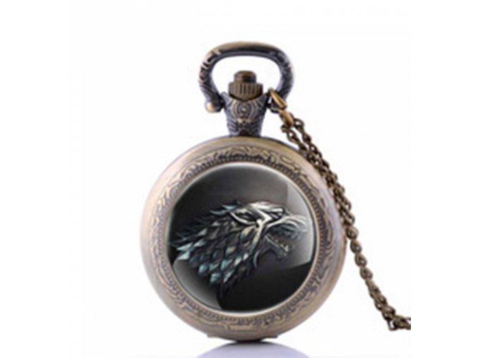 Vreckové hodinky Stark