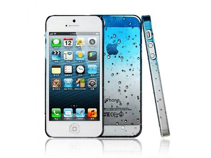 Apple Iphone 5 zadný plastový kryt modrý