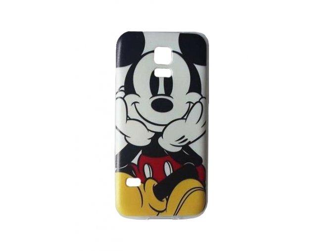 Samsung Galaxy S5 mini ochranný kryt Mickey