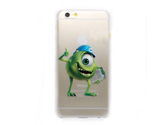 Apple Iphone 6 plastový ochranný kryt Monsters University