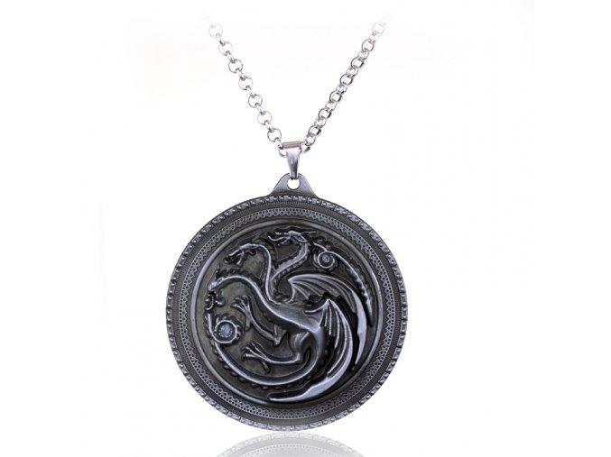 Náhrdelník Targaryen 1