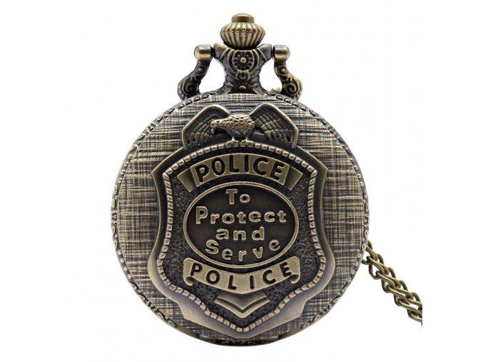 Vreckové hodinky Police