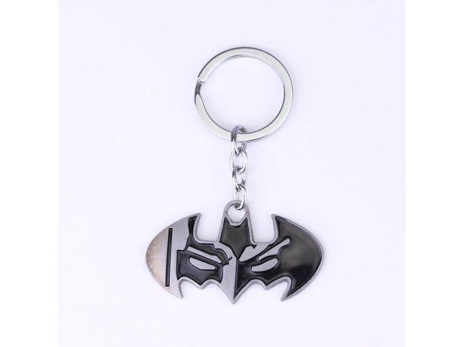 Superhero Fashion Key Chain DC font b Comics b font font b Batman b font Letter