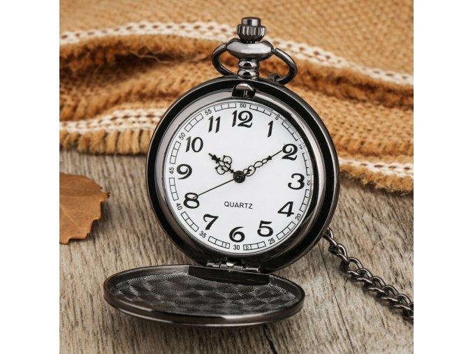 10pcs lot Wholesale Fashion Jewelry font b Vintage b font Charm HP Deathly Hallows Pocket Watch
