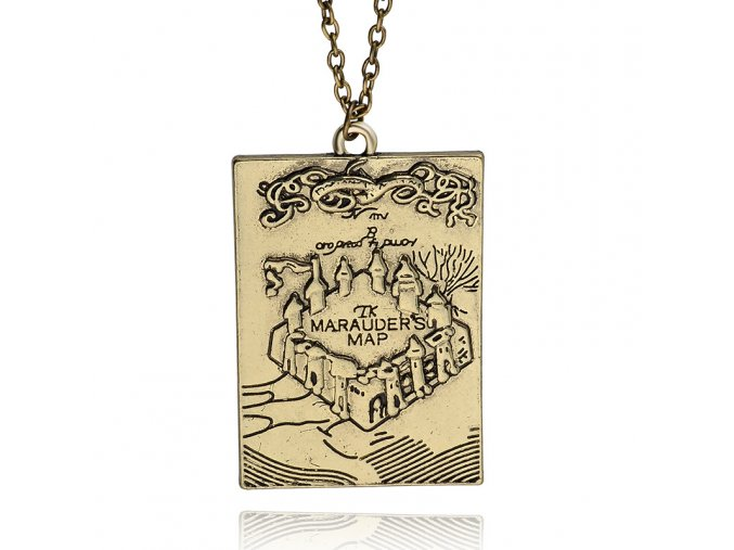 2016 Square Antique Silver Plated Link Chain font b Necklaces b font Vintage Charm font b