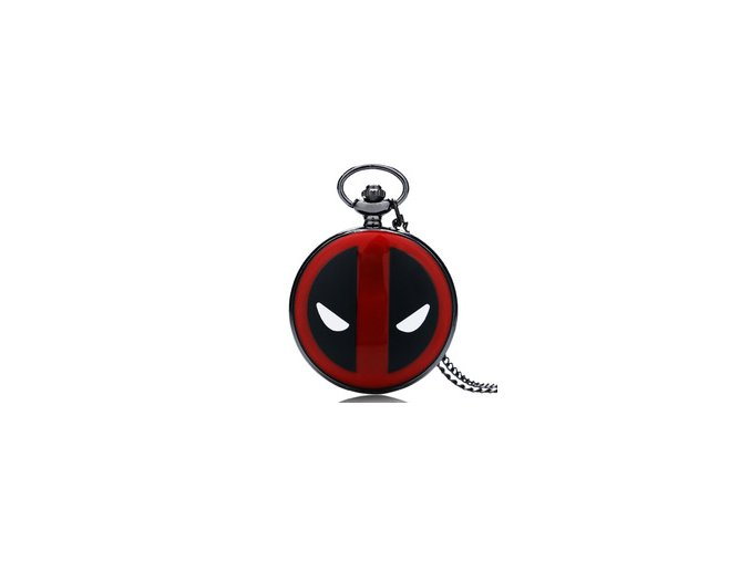 Free Shipping Fullmental deadpool Alice in wonderland nightmare before christmas captain america superman Pocket Watch.jpg 220x220