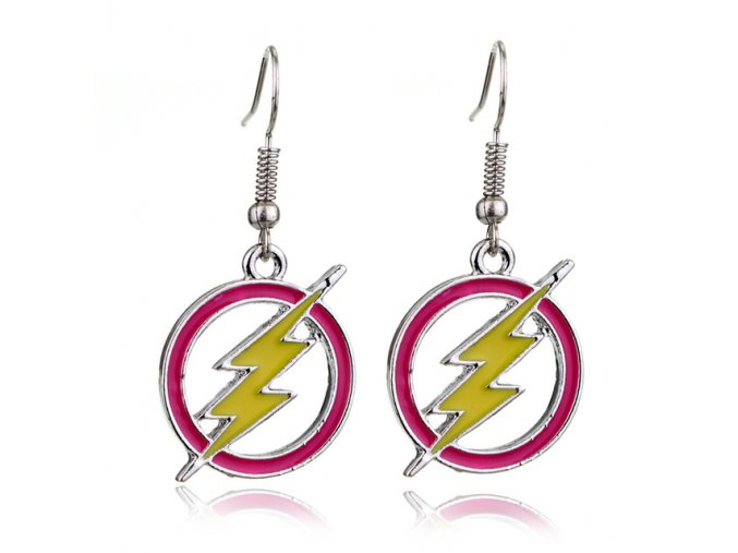 2015 Lightning Earring Movie Superhero Earring For men Or Women Earings Fashion Jewelry Hot Sale Christmas.jpg 640x640