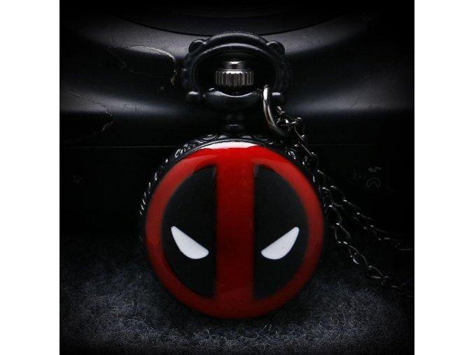 small size new fashion black deadpool marvel