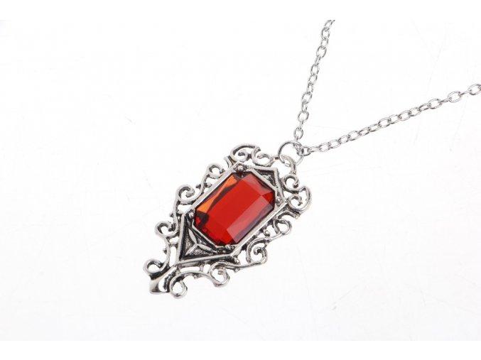 The Mortal Instruments City of Bones font b Isabelle b font Lightwood Vintage Necklace