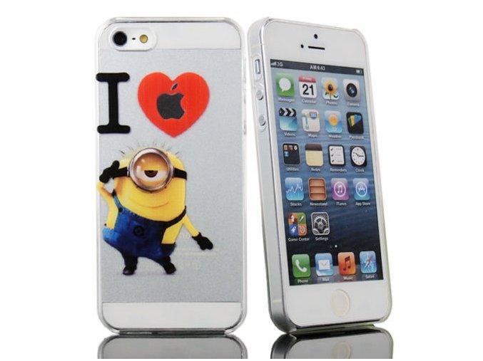 Kryt Apple Iphone 5 Minions 2