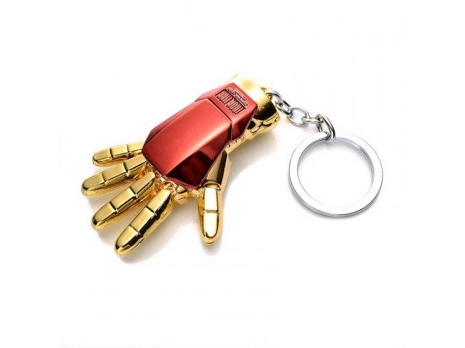 New Arrival Marvel Super Hero Keychain font b Key b font Ring font b Iron b