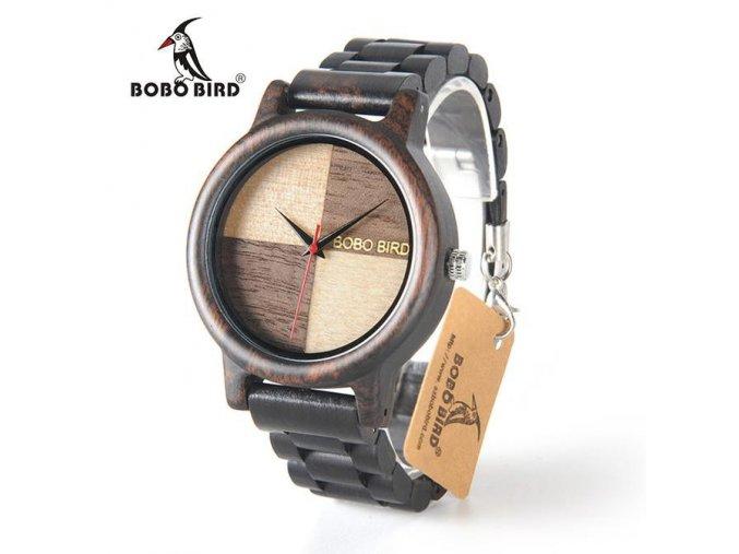 BOBO BIRD N08 Newest Wooden Watches Leather Band Natural Chessboard Wood Face Brand Designer Quartz Watch.jpg 640x640