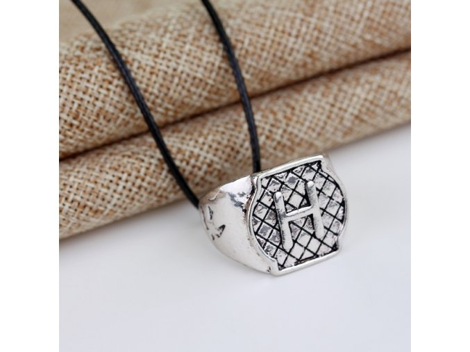 Freeshipping 12pcs a lot The Mortal Instruments City of Bones Herondale Family H Letter Pendant Necklace.jpg 640x640