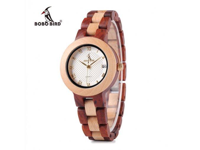 BOBO BIRD 2017 Newest Two tone Wooden Watch for Women Brand Design Quartz Watches in Wood.jpg 640x640
