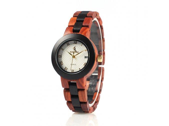 BOBO BIRD 2017 Newest Two tone Wooden Watch for Women Brand Design Quartz Watches in Wood (1)