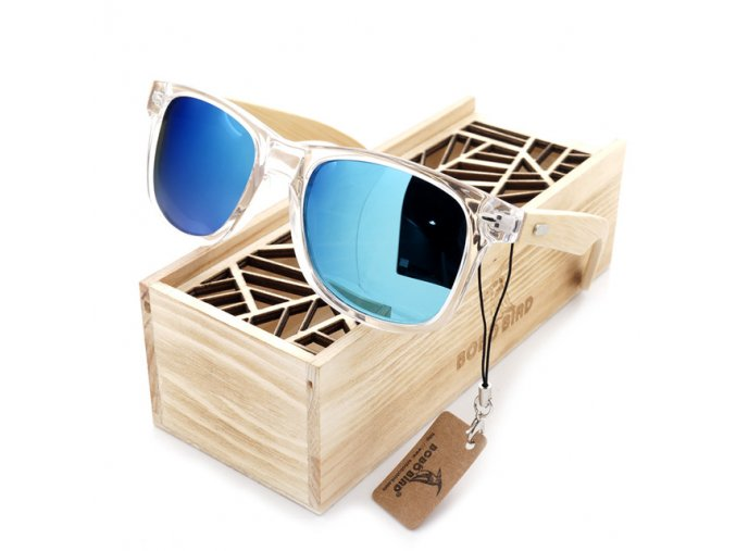 BOBO BIRD Clear Color Wood Bamboo Sunglasses Women s Bamboo Polarized Sunglasses With UV 400 Protection.jpg 640x640