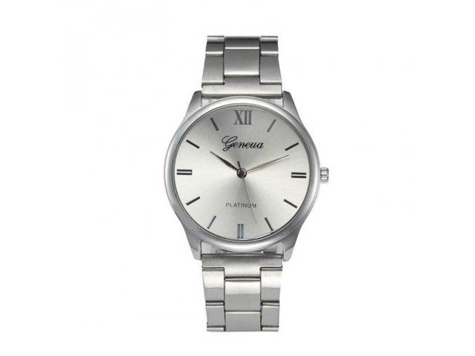 Clock Men Watch Fashion Relogio Masculino Crystal Stainless Steel Analog Quartz Gentlemanly Wrist Watch Bracelet Temperament