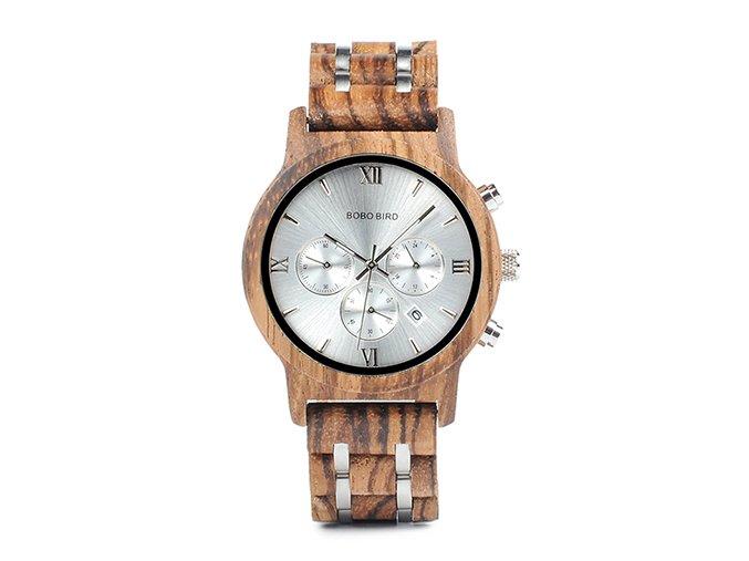BOBO BIRD WP19 Wooden Mens Watches Newest Luxury Wood Metal Strap Chronograph Date Quartz Watch Luxury 1.jpg 640x640 1