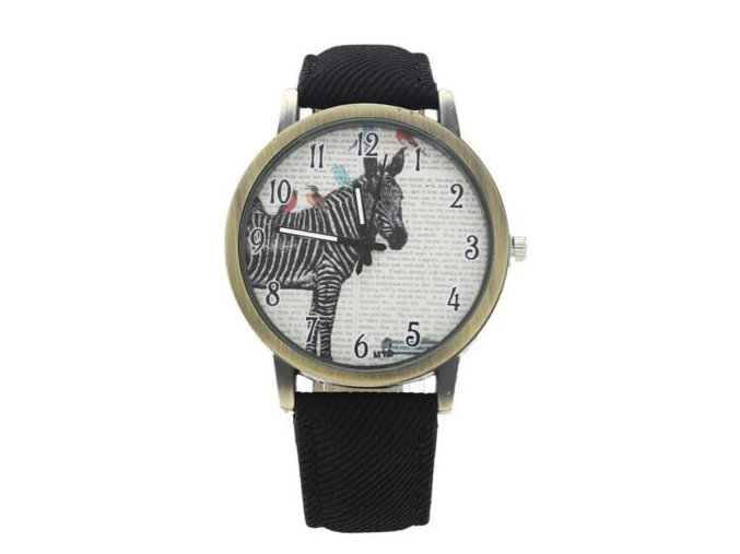 Dámske náramkové hodinky Zebra 2