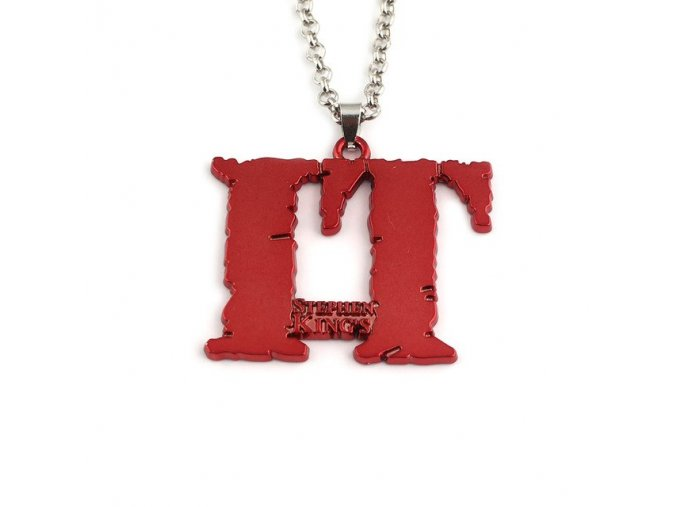 Movie Stephen King s IT Necklace red Blood magic Necklaces Pendants Men and Women Jewelry Friendship.jpg 640x640
