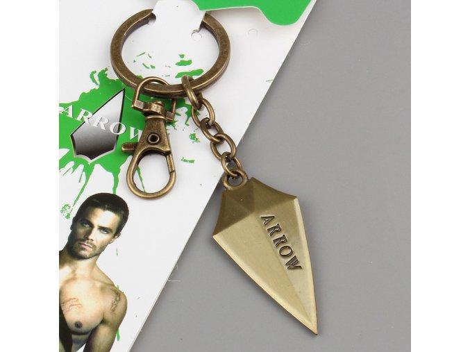 Kľúčenka ARROW Bronz