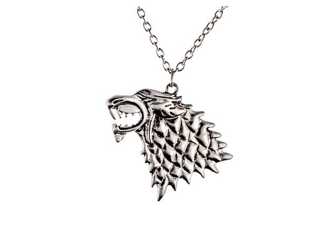 game of thrones stark wolf song of ice and fire necklace 500x500