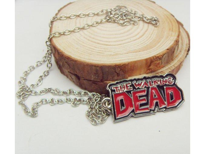 Náhrdelník The Walking Dead