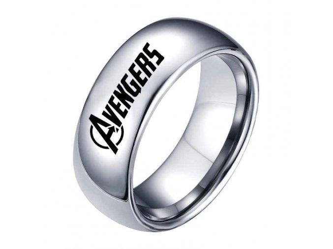 New Hip Hop Ring The Avenger Alliance Logo Black Ring Men Punk Vintage Rings Superman Christmas.jpg q50