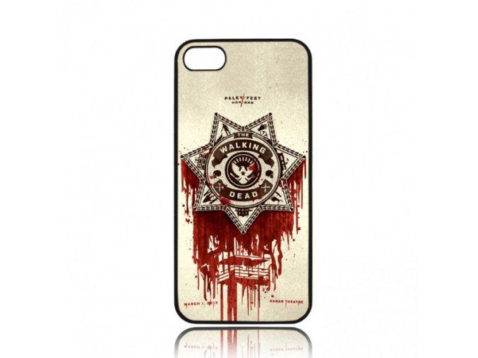 Apple Iphone 6 plastový ochranný kryt The Walking Dead 2