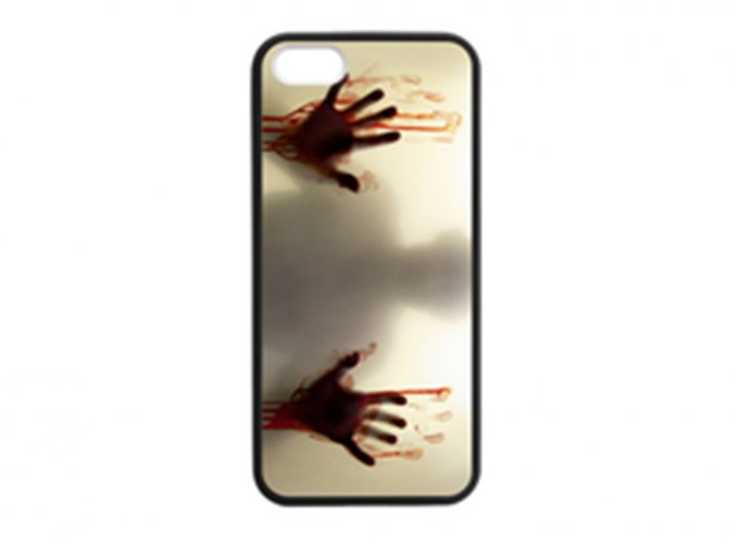 Apple Iphone 6 plus plastový ochranný kryt The Walking Dead 3