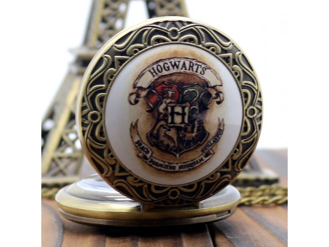 Vreckové hodinky Harry Potter