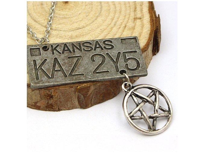 Náhrdelník Kansas KAZ 2Y5