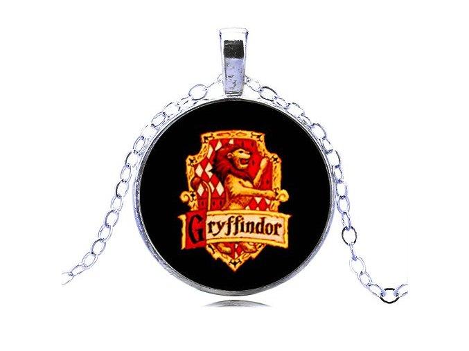 Medailón Chrabromil / Gryffindor