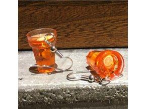 Creative Unique Bubble Tea Drop Earrings Personality Resin Milk Tea Drink Earring for Girl Funny Party 2.jpg 640x640 2